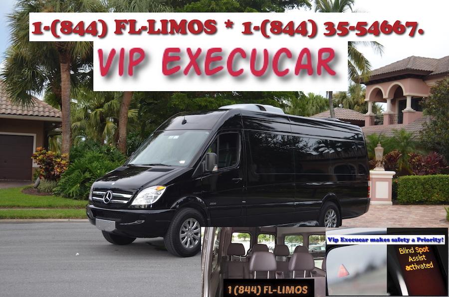 Luxury Bus Miami To Orlando Executive Car Service Group Travel Florida Vipexecucar Com Chauffeur Service
