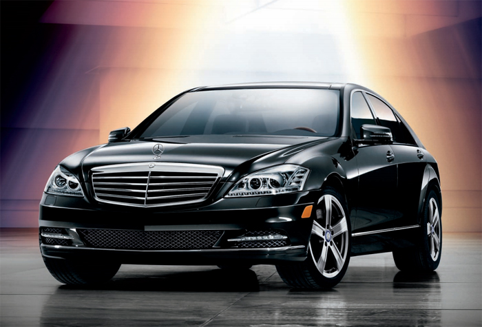 mercedes benz limo rates