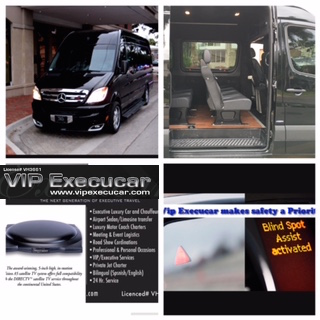 10 to 15 Passenger Sprinter Van is available in Miami and Fort Lauderdale