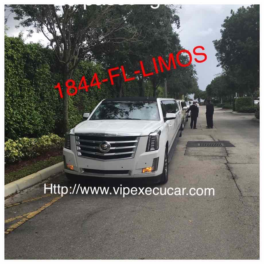 Limousine Transportation and Rental Services in Fort Lauderdale,FLORIDA.,Lincoln Navigator; Cadillac and suburban