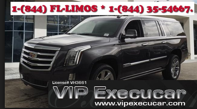 Great Bus Rental In Port St Lucie. VIP EXECUCAR Transportation Services:  Providing Charter Bus Services Facebook