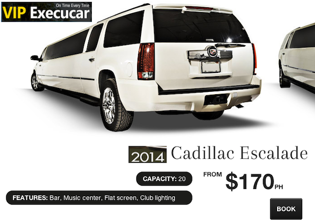 Caddillac Escalade Photo of Fort Lauderdale Town Car Service - FT.Lauderdale,Fl United States