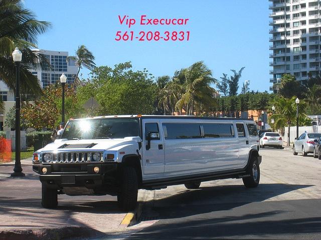 561 208 3831 Limo Boca Raton Airport Car Service
