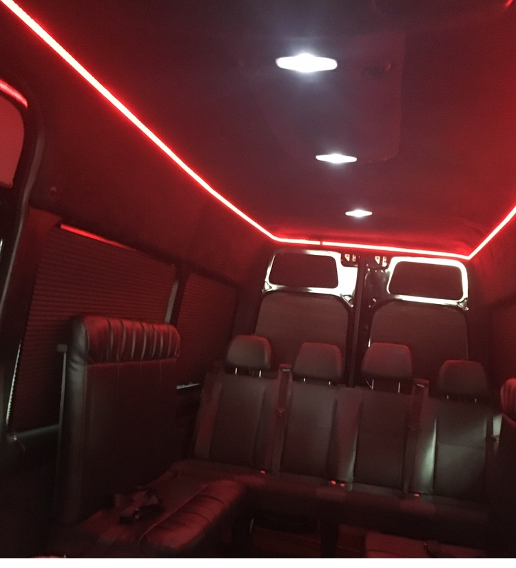 Party Bus Lights