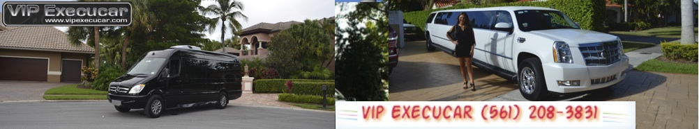 Executive Limo Service Boca Raton