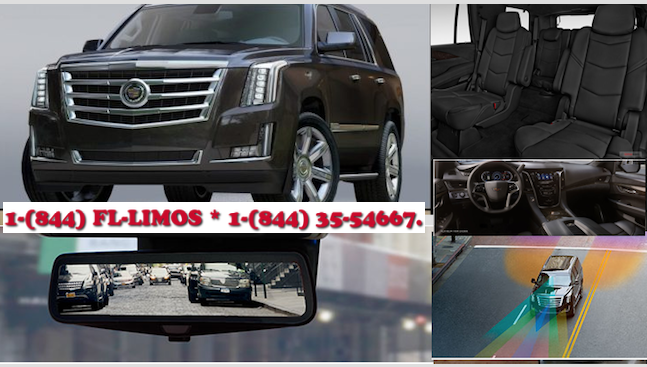 The Finest SUV Limousine Service In Boca Raton FL,