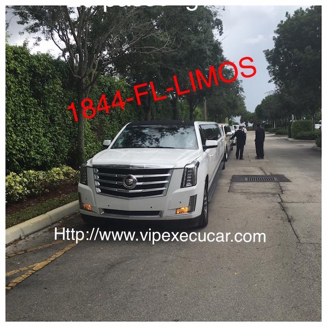 Cheapest Cadillac Escalade LIMO rates