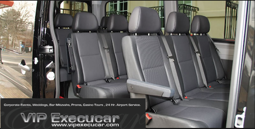 2015 Mercedes Benz Sprinter Rear Seats, Miami, Boca raton, Fort lauderdale and West Palm Beach