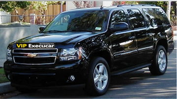 Sea Ranch Lakes SUV service